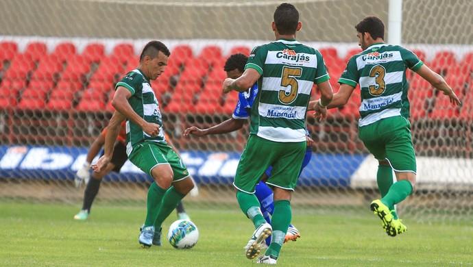 CSA venceu o Murici por 1 a 0 (Foto: Ailton Cruz/Gazeta de Alagoas)