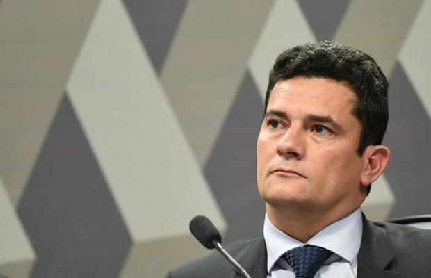 O juiz federal Sérgio Moro , responsável pela Operação Lava Jato (Foto: Fabio Rodrigues Pozzebom/Agência Brasil)