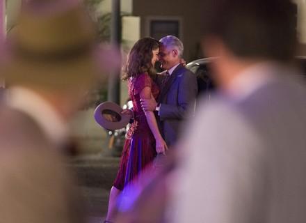 Braz flagra Diana aos beijos com Severo!