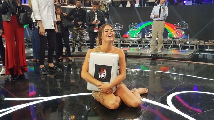Alyson venceu o Gran Hermano VIP (Foto: Telecinco)