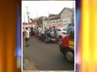 Motociclista é detido por atropelar mulher e fugir sem prestar socorro