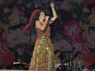 Vanessa da Mata faz show para 20 mil no Live Site da Rio 2016 em Manaus
