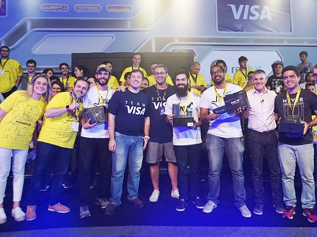 visa_hackathon_2 (Foto: Divulgação)