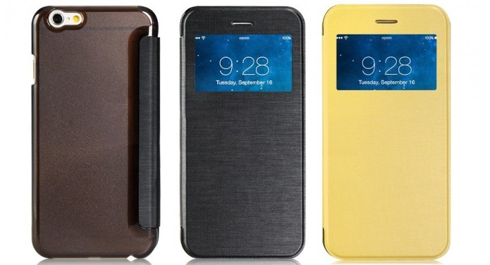 Flip Cases como cores diversas para iPhone 6 (Foto: Divulgação/Loja Império)