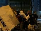 Manifestação contra aumento da passagem em SP acaba em confusão