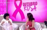 Alexandra Richter conta que sua avó teve câncer de mama