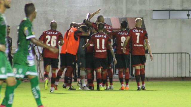 582e9ba846 Vitória x Vitória da Conquista - Campeonato Baiano 2017 ...