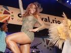 Sabrina Sato sobre aposentadoria do carnaval: 'Quero engravidar em 2018'