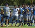 Sem definir titulares, Mano utiliza 60% do grupo do Cruzeiro em três jogos