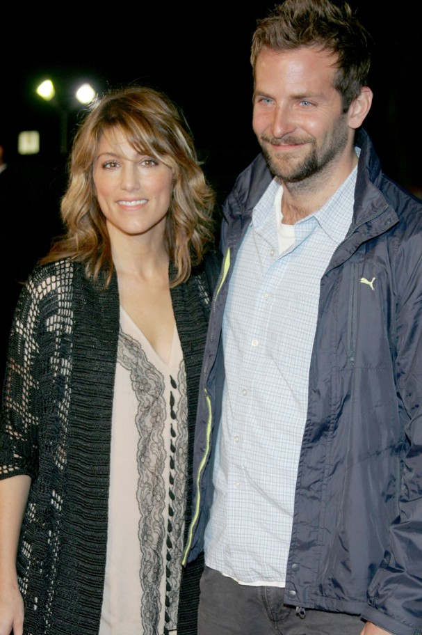 Jennifer Esposito e Bradley Cooper em 2006 (Foto: Getty Images)