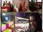 Belo faz declaração de amor para Gracyanne Barbosa: 'Esposa perfeita'