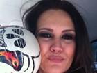 Luciana Botelho, irmã de Luiza Brunet, apoia a atriz em post: 'Orgulho'