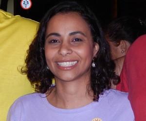 Camila Valadão, candidata ao governo do Espírito Santo (Foto: Divulgação/Arquivo Pessoal)
