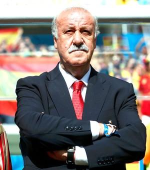 Vicente Del Bosque Espanha (Foto: Agência Reuters)