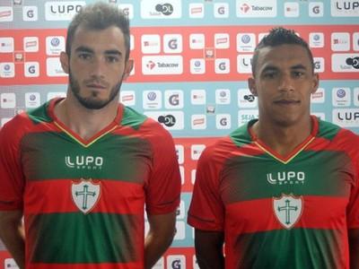 Arnaldo Eduardo Portuguesa (Foto: Divulgação)