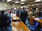 Manifestantes ocupam Câmara e CPI da Kiss tem depoimentos suspensos