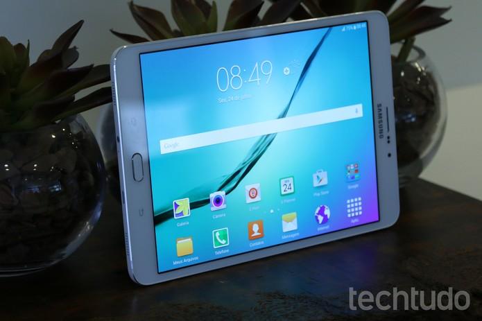 Galaxy Tab S2 (Foto: Nicolly Vimercate/TechTudo )