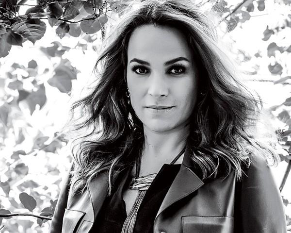 Marina Caruso, 37 anos, diretora de redação  (Foto: Fred Othero)