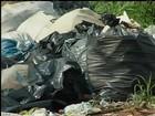 Morador flagra acúmulo de lixo perto da chácara do prefeito de Palmas