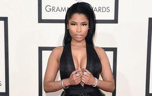 Decotes roubam a cena no tapete vermelho do Grammy