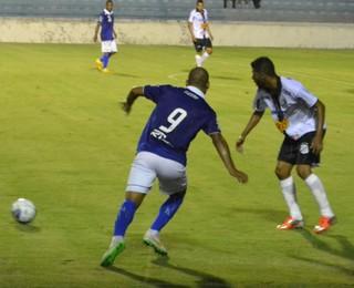 Jairo São José EC x Inter de Limeira (Foto: Filipe Rodrigues)