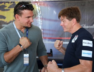 frank mir ufc Las Vegas da Red Bull Air Race (Foto: Evelyn Rodrigues)