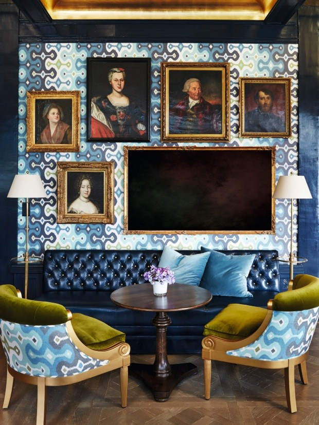 66f412a4d Organizar quadros por temas é tendência de decoração. Confira - Casa ...
