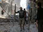 Chefe da ONU alerta para catástrofe humanitária na cidade síria de Aleppo