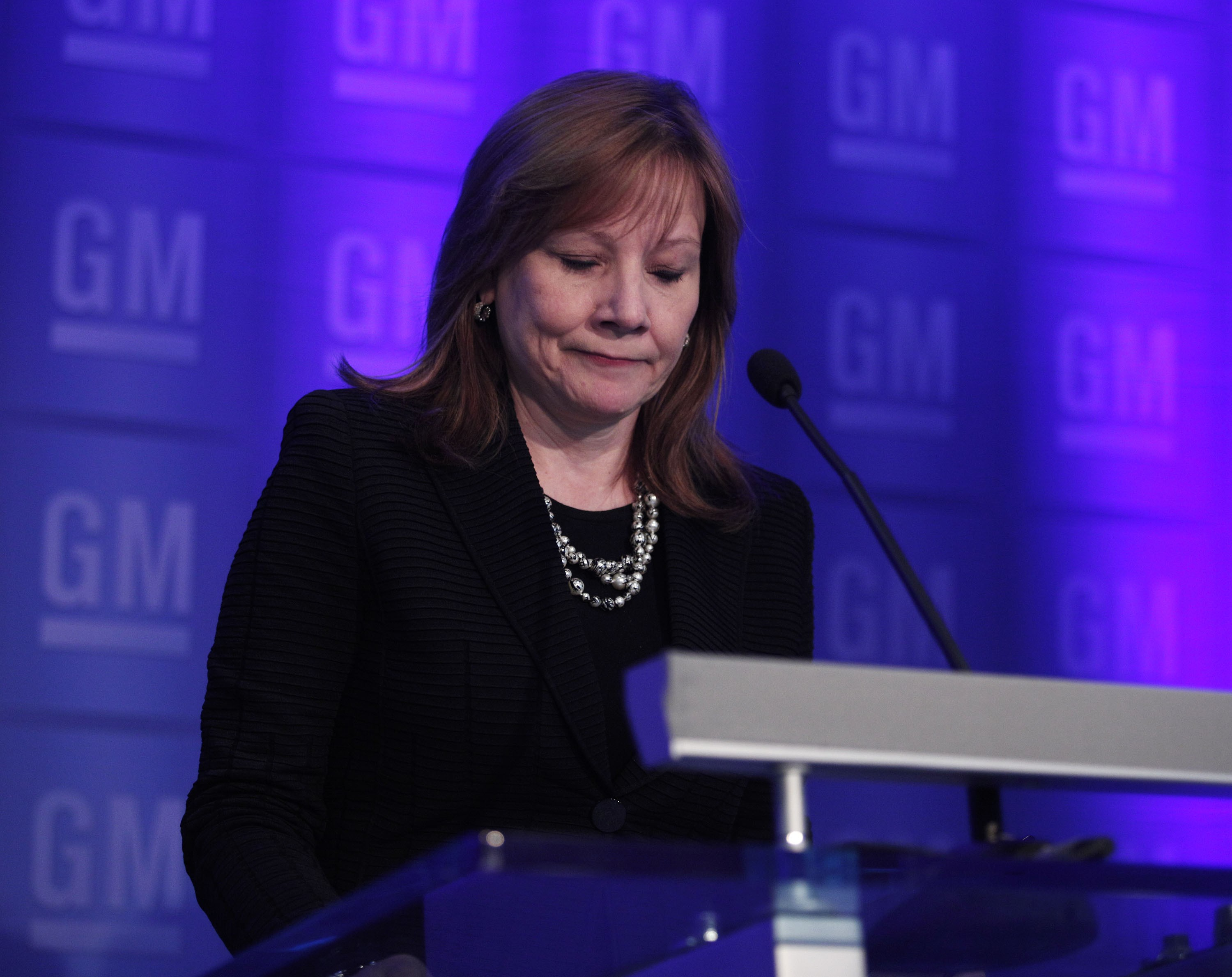 Mary Barra (Foto: Getty Images)