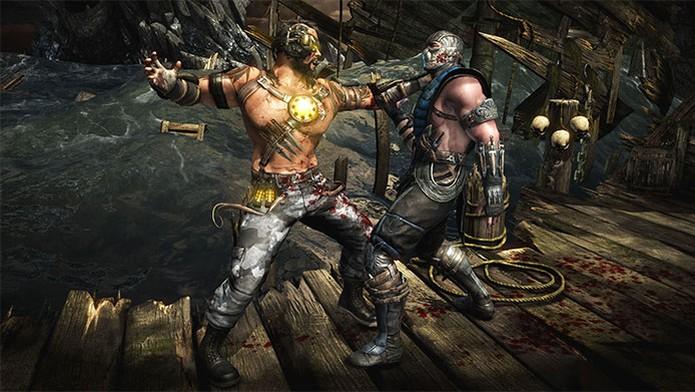 Mortal Kombat X (Foto: Divulgação) (Foto: Mortal Kombat X (Foto: Divulgação))