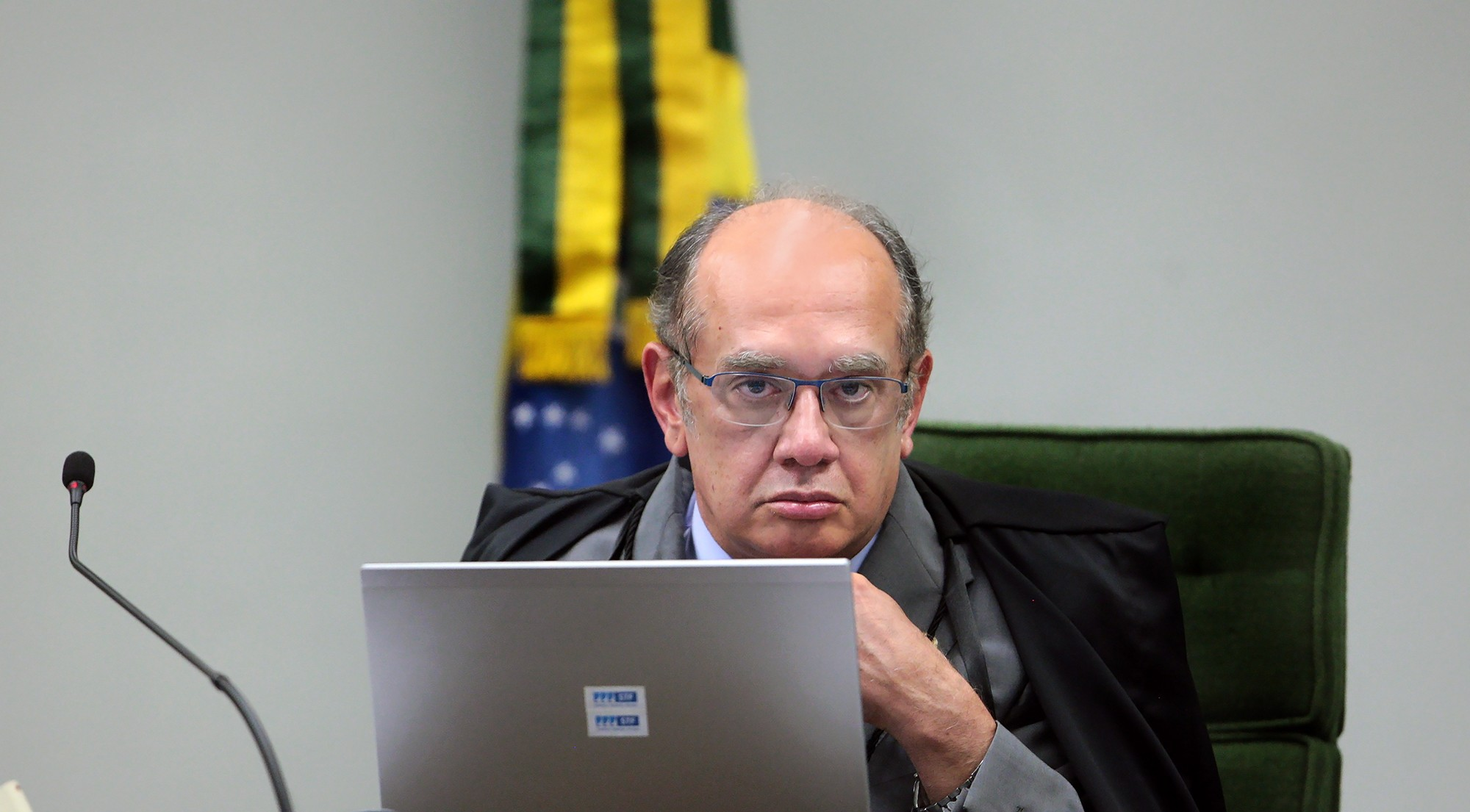 Gilmar Mendes, ministro do STF e presidente do TSE