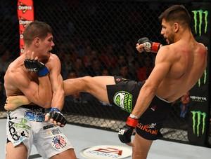 Yair Rodríguez Charles Rosa UFC 188 (Foto: Getty Images)