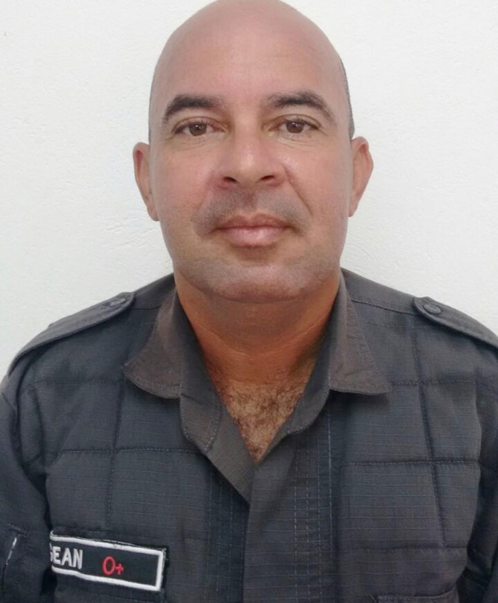Gean Cléber de Carvalho Duarte tinha 45 anos (Foto: PM/Divulgação)