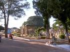 Ladrões furtam panelas e cobertas de escritório de cemitério em MS