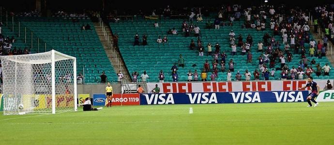 Gol Bahia Maxi (Foto: Divulgação / Arena Fonte Nova)