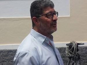 Marcelo Braune, vice-prefeito eleito (Foto: Juliana Scarini / G1)