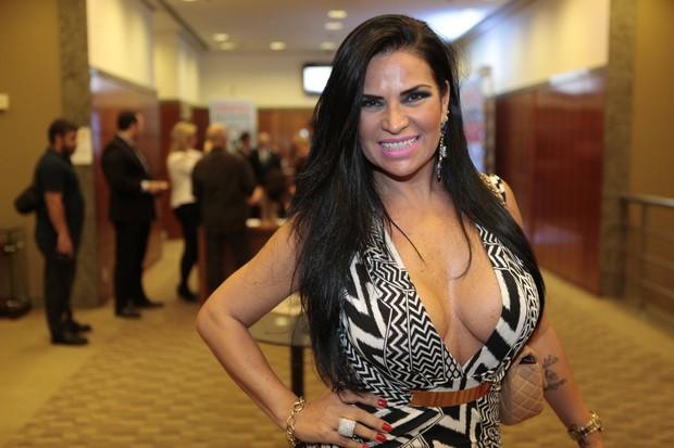 Solange Gomes (Foto: Isac Luz/EGO)