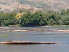 Avião encontrado submerso no Rio Doce, em MG, deverá ser retirado