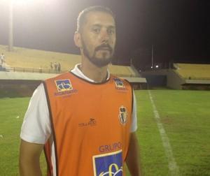 Fabiano Borba - Ricanato (Foto: Edson Reis/GloboEsporte.com)
