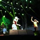 Reggae abre maratona de atrações (Felipe Truda/G1)