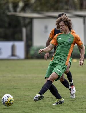 Roger, zagueiro do América-MG (Foto: Divulgação/AFC)