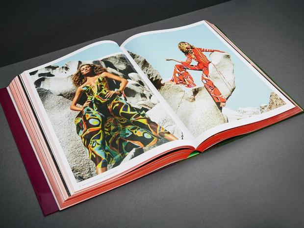 Livro que marca os 20 anos da modelo Gisele Bündchen (Foto: Divulgação/Taschen do Brasil)