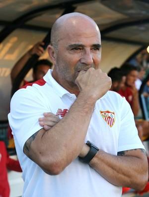 Jorge Sampaoli técnico Sevilla (Foto: EFE)