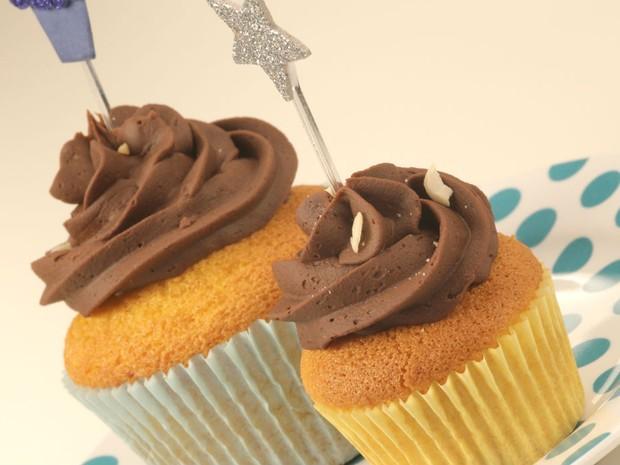 Que seja doce - EP 4 - Cupcake de cenoura com ganache de chocolate meio amargo (Foto: GNT/Adalberto Pygmeu)