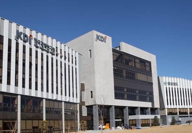 KDI School of Public Policy and Management (Foto: Divulgação)