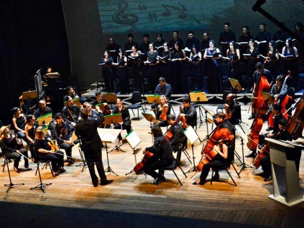 Serão apresentados 'Concertos Sacros' e 'Cantando Poetas' (Foto: UEA/Divulgação)