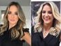 Ticiane Pinheiro muda visual e fica ainda mais loira