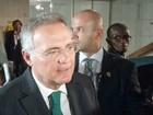 Renan diz que lei da delação não será alterada enquanto presidir o Senado