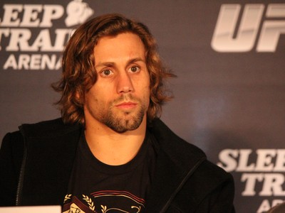 Urijah Faber MMA UFC (Foto: Evelyn Rodrigues)