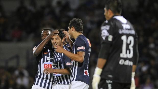 Pumas UNAM 1 x 1 Monterrey, Concacaf (Foto: EFE)